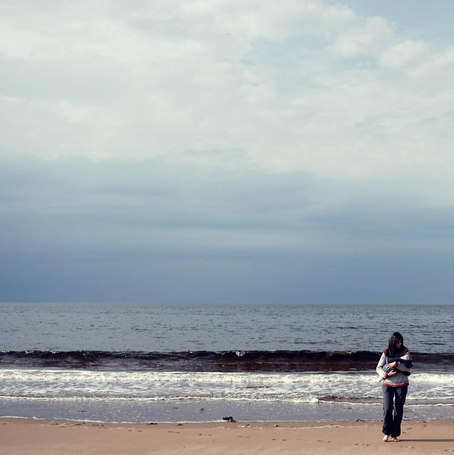 Szkocja - beach
