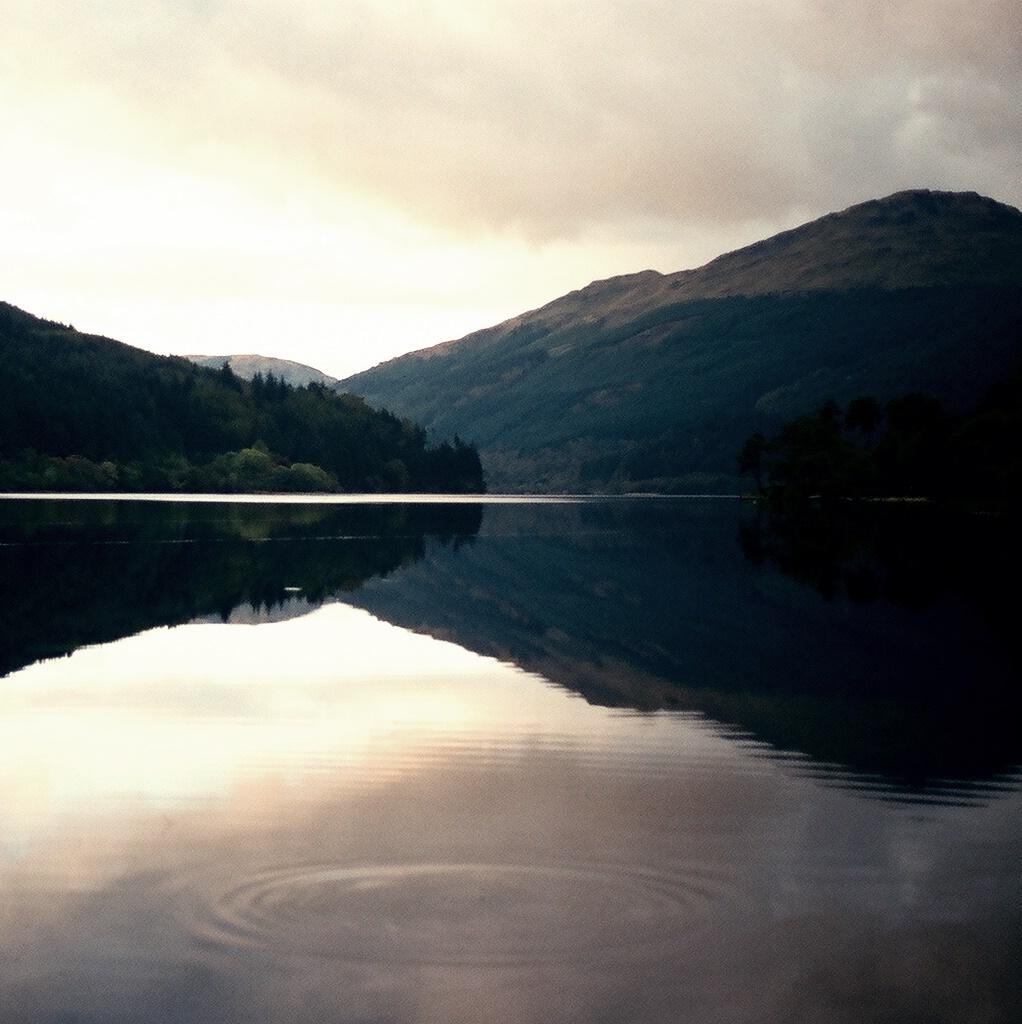 Szkocja - lochs