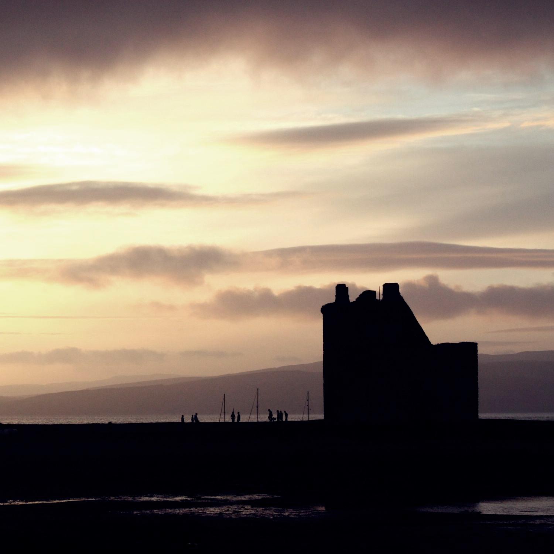 Szkocja-zamki